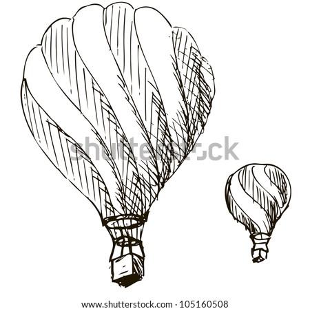 Illstratsiya balloon - stock vector