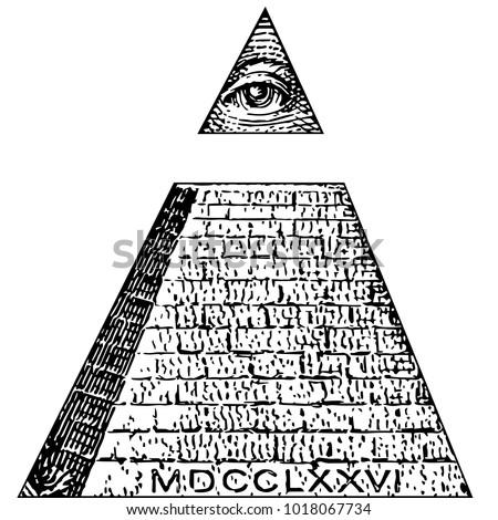 Illuminati Stock Image...