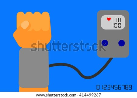 Illustration for Blood Pressure Control