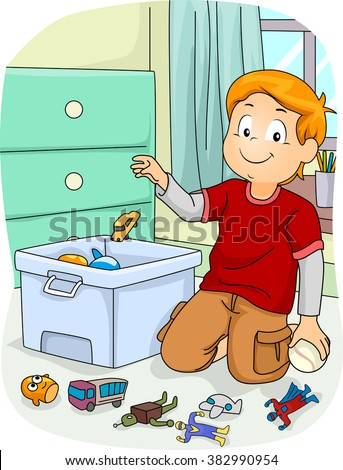 Child Chores Stock Images, Royalty-Free Images & Vectors ...