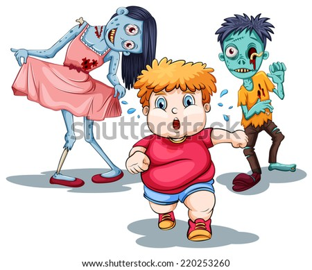 Cartoon Dead People Stock Images, Royalty-Free Images ...