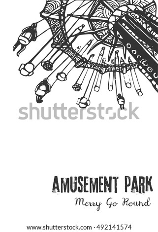 merry go round stock images royalty free images vectors shutterstock. Black Bedroom Furniture Sets. Home Design Ideas