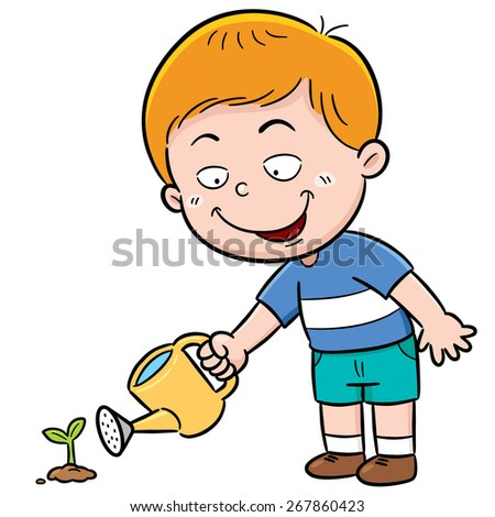 Cartoon Water Plant Stock Images, Royalty-Free Images ...