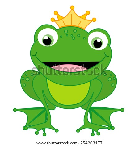 Frog King Stock Images, Royalty-Free Images & Vectors | Shutterstock