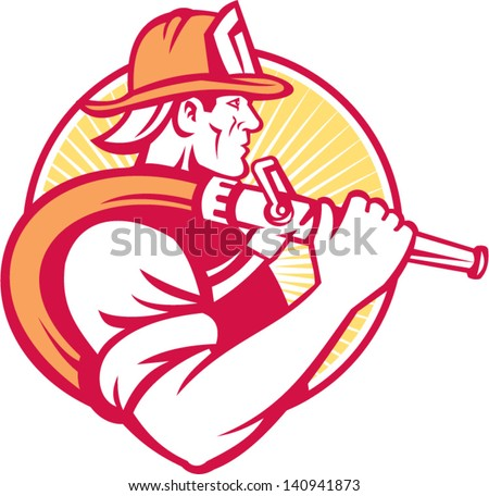 Fireman Hose Stock Images, Royalty-Free Images & Vectors ...