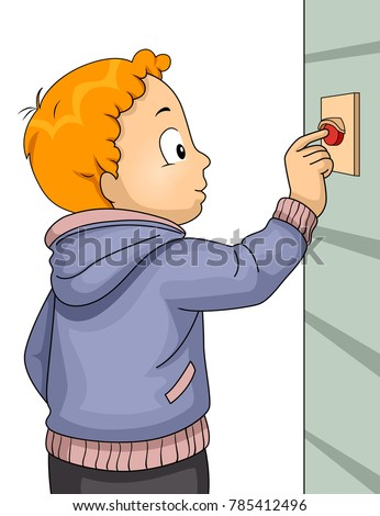 When the doorbell rings childrens book