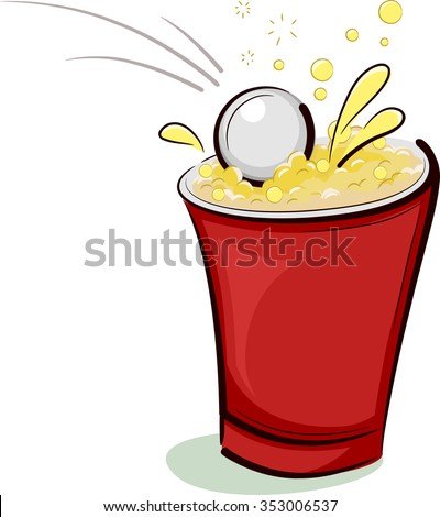 Beer Pong Stock Images Royalty Free Images Amp Vectors