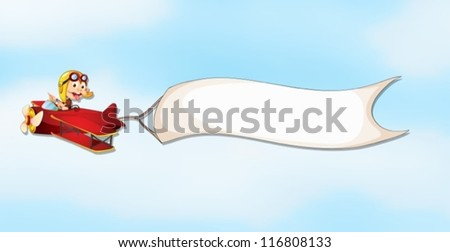 Airplane Banner Stock Images, Royalty-Free Images & Vectors ...