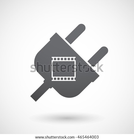 stripped wires stock photos royalty images vectors illustration of an isolated male plug icon a photographic 35mm film strip