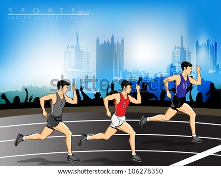 The gallery for --> Endless Running Track Wallpaper