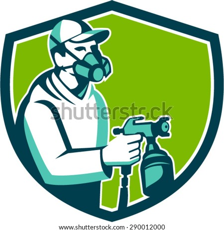 Paint Spray Gun Stock Images, Royalty-Free Images & Vectors ...