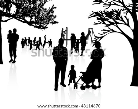 Illustration of families