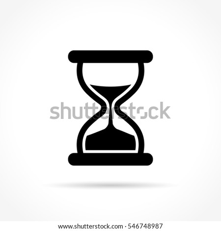 Hourglass icon  Hourglass Icon Stock Images, Royalty-Free Images & Vectors ...