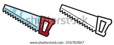 Hand Saw Stock Images Royalty Free Images Amp Vectors