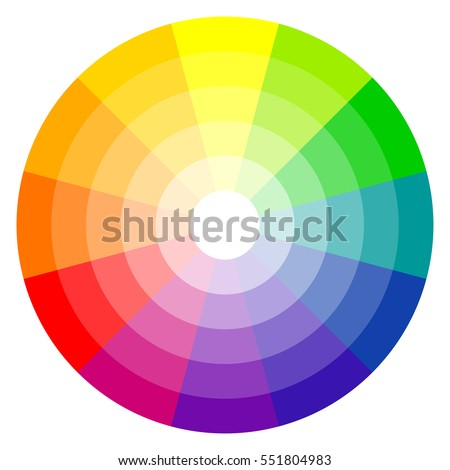color wheel stock images royalty free images vectors