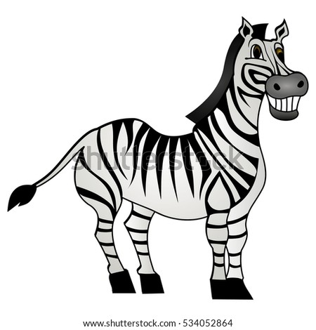Illustration of Zebra