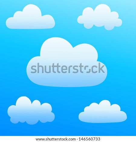 Illustrator of clouds