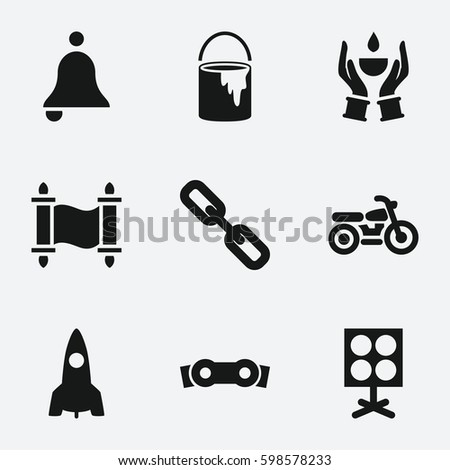 Vector Fire Graphic Motorcycle Stock Images, Royalty-Free Images ...