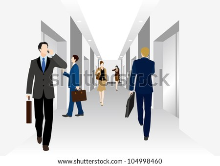 Image of business / Elevator