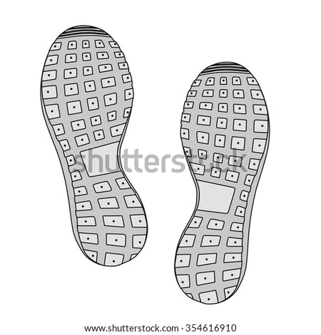 imprint soles shoes - sneakers