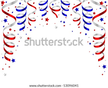 independence day celebration background - stock vector