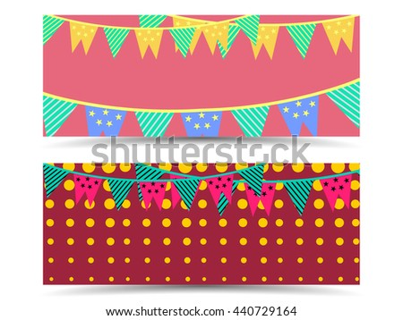 Celebration Frame This Fun Trendy Frame Vector 124351975 – Fun Voucher Template
