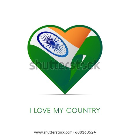 i love my country india My country india poem by tahera mannan my country india: the golden bird of asia with a crown of himalayas her feet washed by the arabian is my  love, carol .