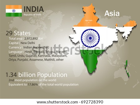 India world map country flag texture stock photo photo vector india world map with a country flag texture world map geography gumiabroncs Images