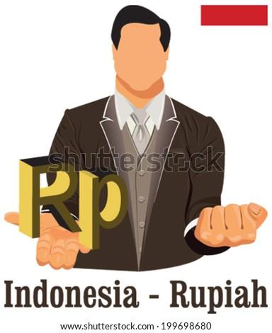 indonesian rupiah symbol