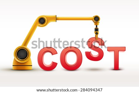 Cost For Building Robotic Arms