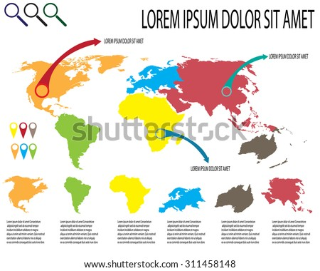 infographic11 - stock vector