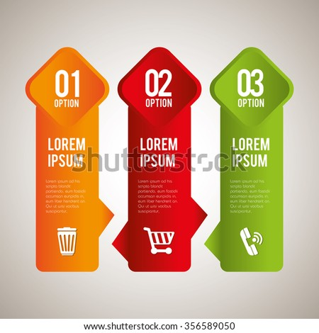 infographic and banners graphic design, vector illustration eps10