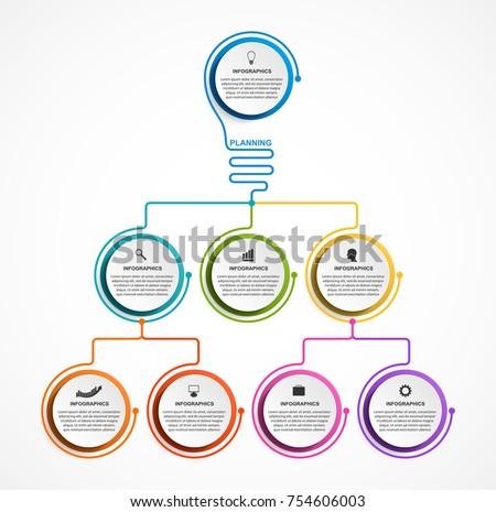 web chart template