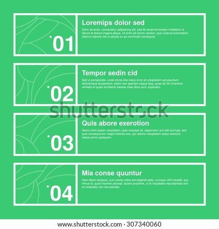 Infographic design template and marketing icons, Business concept with options, parts, steps or processes. Can be used for workflow layout, diagram, number options, web design. - stock vector