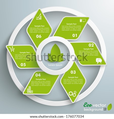 Infographic design with rhombus set on the grey background. Eps 10 vector file. - stock vector
