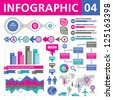 Infographic Elements 04 - stock vector