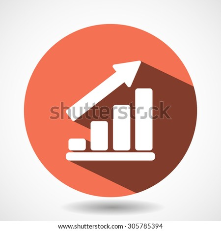 Infographic icon. vector 10 EPS - stock vector