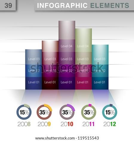 Bar Chart Images RoyaltyFree Images Vectors – Graphs and Charts Templates