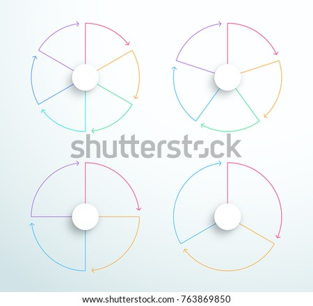 Infographic simple rotating business cycle diagrams stock vector infographic simple rotating business cycle diagrams ccuart Image collections