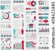 infographic teamwork vector...