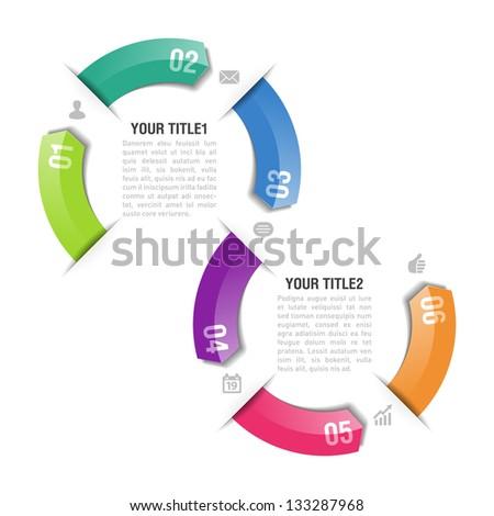 """Alhovik's """"Infographics"""" set on Shutterstock"""