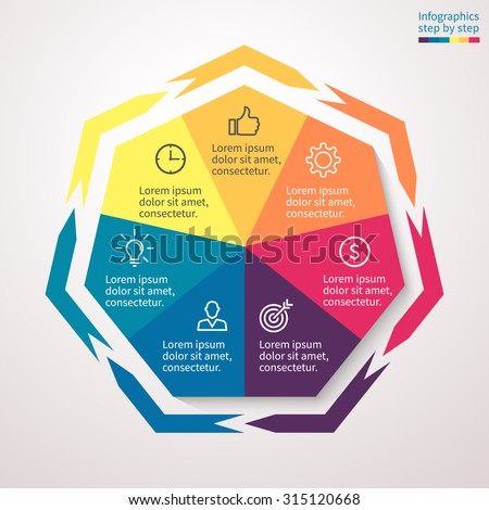 Heptagon Stock Photos, Royalty-Free Images & Vectors - Shutterstock