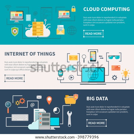 Information technology cloud computing
