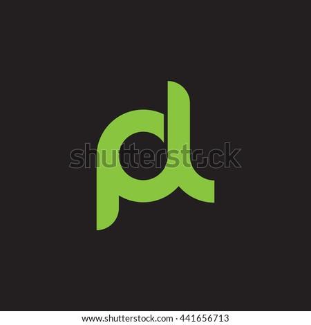 LetterLogos.com - Letter PL Logo ( p-logo-21 )