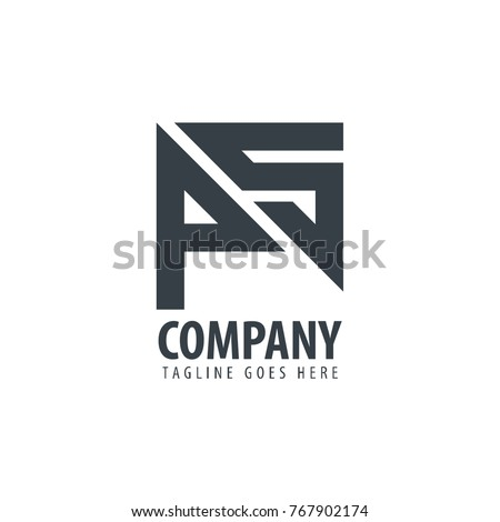 Letter ps stock images royalty free images vectors shutterstock initial letter ps design logo thecheapjerseys Images