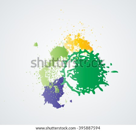 Ink Color.Blot Color.Red Color.Ink Colorful.Color Grunge.Ink Color.Color Vector.Ink Color.Red Color.Green Color.Yellow Color.Blue Color.Ink Color.Blot Color.Red Color.Ink Colorful.Color Grunge.Color. - stock vector