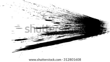Ink Splash Background . Grunge Background Texture .