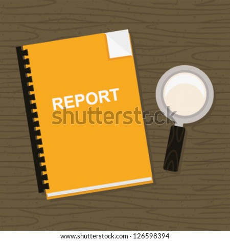 inspection - stock vector