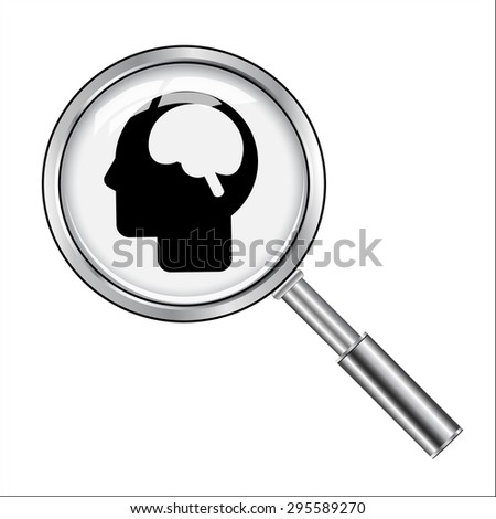 inspector health with bone vector black data icon
