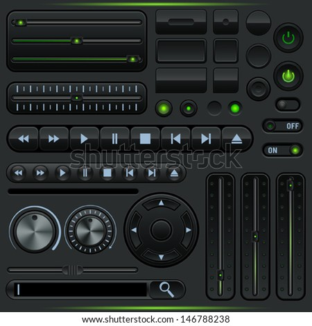 Interface vector elements